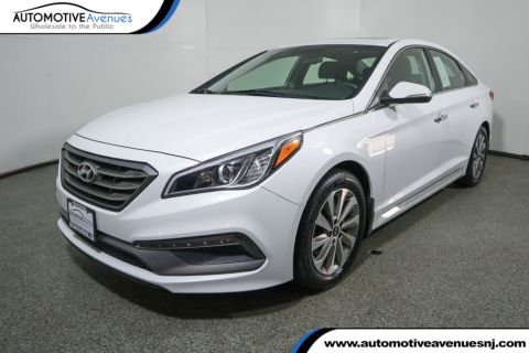 Pre-Owned 2017 Hyundai Sonata Sport 2.4L Value Edition
