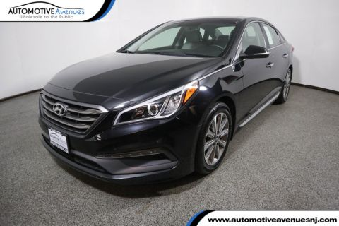 Pre-Owned 2016 Hyundai Sonata 4dr Sedan 2.4L Limited