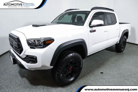 Pre-Owned 2018 Toyota Tacoma TRD Pro Double Cab 5' Bed V6 4x4 Automatic