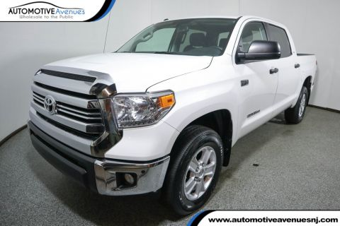 Pre-Owned 2016 Toyota Tundra SR5 Double Cab 5.7L V8 4WD 6-Speed Automatic