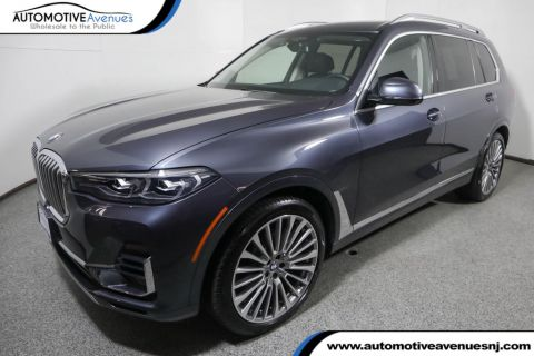 Pre-Owned 2019 BMW X7 xDrive40i w/ Premium and Driver Assistance Professional Pkgs