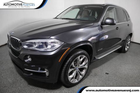 Pre-Owned 2016 BMW X5 sDrive35i Luxury Line w/Premium & Driving Assist & 20 Inch Whees