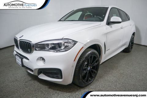 Pre-Owned 2019 BMW X6 sDrive35i Sports Activity Coupe w/ M Sport Package