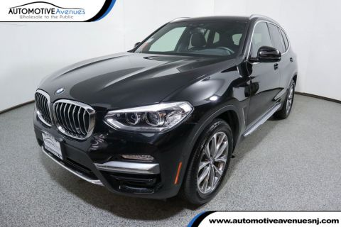 Pre-Owned 2019 BMW X3 sDrive30i SAV w/ Luxury, Convenience & Premium Packages