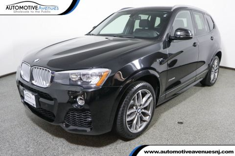 Pre-Owned 2016 BMW X3 xDrive28i w/ M Sport, Navigation & Premium Package