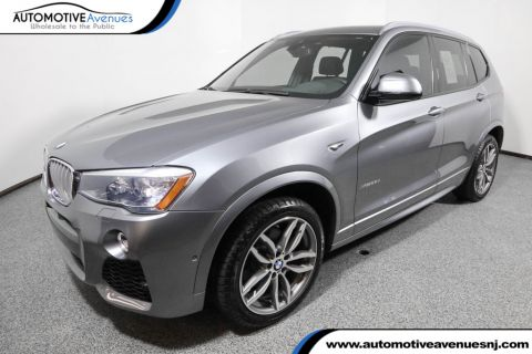 Pre-Owned 2016 BMW X3 xDrive28D M-Sport with Premium and Technology Packages