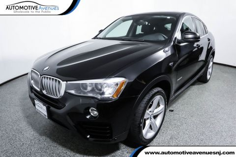 Pre-Owned 2016 BMW X4 xDrive35i Premium w/Technology & Driving Assistance