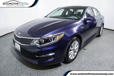 2016 Kia Optima 4dr Sedan EX with Premium Package Front Wheel Drive Sedan