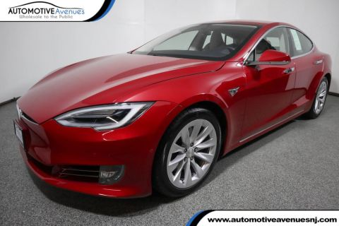 Pre-Owned 2017 Tesla Model S 75D AWD