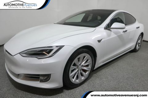 Pre-Owned 2018 Tesla Model S P100D AWD