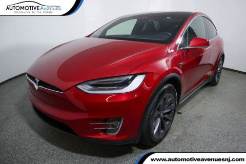 2018 Tesla Model X P100D AWD w/ Enhanced Autopilot w/ Ludicrous Mode