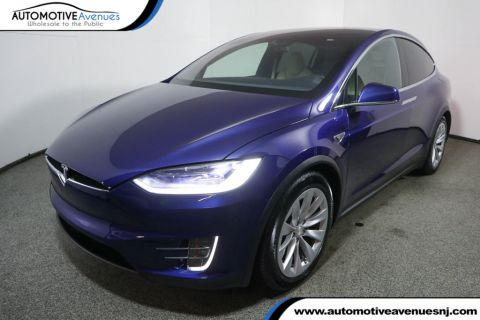 Pre-Owned 2016 Tesla Model X AWD 4dr 60D *Ltd Avail*