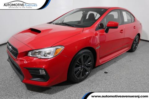 Pre-Owned 2018 Subaru WRX Manual