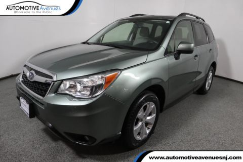 Pre-Owned 2016 Subaru Forester 2.5i Limited with Navigation and Harman Kardon Audio
