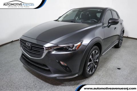 2019 Mazda CX-3 Grand Touring FWD Front Wheel Drive SUV