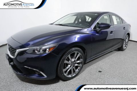 Pre-Owned 2016 Mazda6 4dr Sedan Automatic i Grand Touring