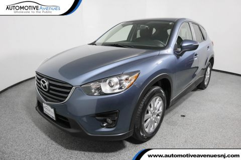 Pre-Owned 2016 Mazda CX-5 AWD 4dr Automatic Touring