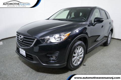 Pre-Owned 2016 Mazda CX-5 2016.5 AWD 4dr Touring with Navigation