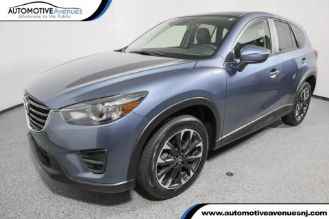 Pre-Owned 2016 Mazda CX-5 AWD 4dr Automatic Grand Touring with Technology Package