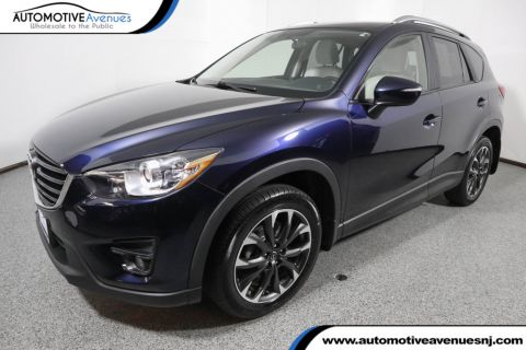 Pre-Owned 2016 Mazda CX-5 AWD 4dr Automatic Grand Touring