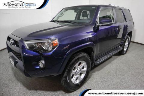 Pre-Owned 2016 Toyota 4Runner 4WD 4dr V6 SR5 Premium with 3rd Row Seating
