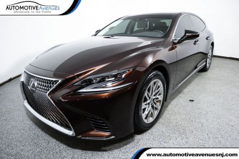 2018 Lexus LS LS 500 Rear Wheel Drive Sedan