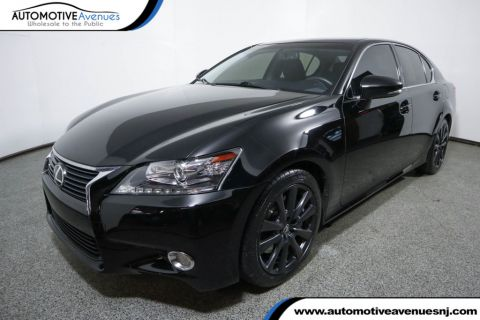 Pre-Owned 2015 Lexus GS 350 4dr Sedan with Premium Package & Navigation