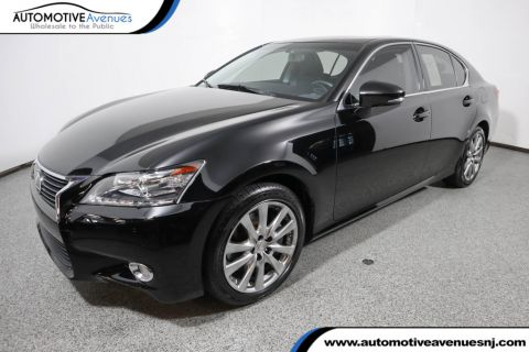 Pre-Owned 2015 Lexus GS 350 4dr Sedan AWD with Navigation and Premium Package