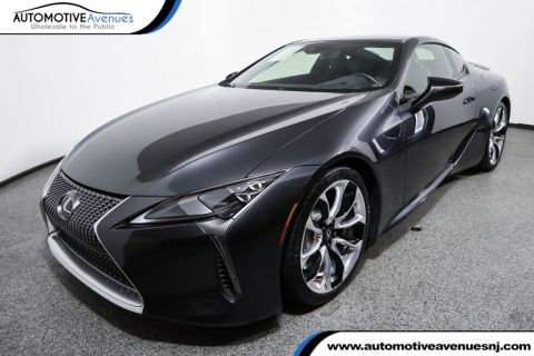 Pre-Owned 2018 Lexus LC LC 500 w/ Performance Package Alcantara Sport Seats