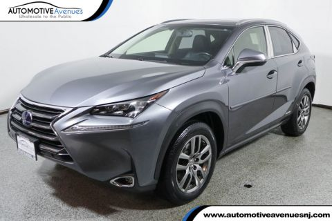 Pre-Owned 2015 Lexus NX 300h AWD 4dr with Luxury Package & Navigation