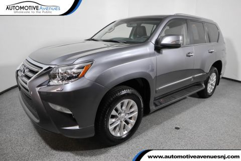 Pre-Owned 2016 Lexus GX 460 4WD with Premium Package