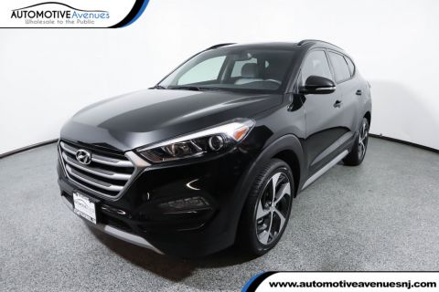 Pre-Owned 2017 Hyundai Tucson Value FWD