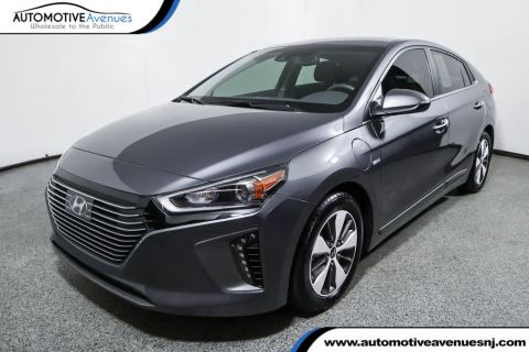 Pre-Owned 2019 Hyundai Ioniq Plug-In Hybrid Limited Hatchback with Ultimate Package