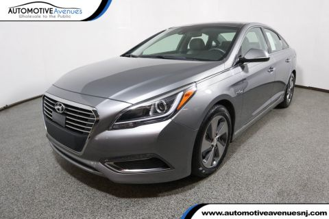 Pre-Owned 2017 Hyundai Sonata Hybrid Limited 2.0L with Ultimate Package