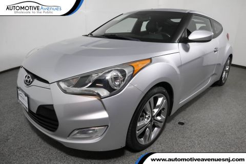 Pre-Owned 2016 Hyundai Veloster 3dr Coupe Automatic w/ Style Package