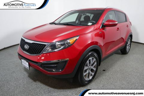 Pre-Owned 2015 Kia Sportage AWD 4dr LX W/ Popular Package