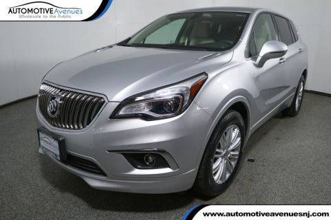Pre-Owned 2017 Buick Envision FWD 4dr Preferred