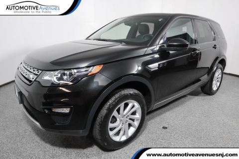2016 Land Rover Discovery Sport AWD 4dr HSE with Climate Comfort Package Four Wheel Drive SUV