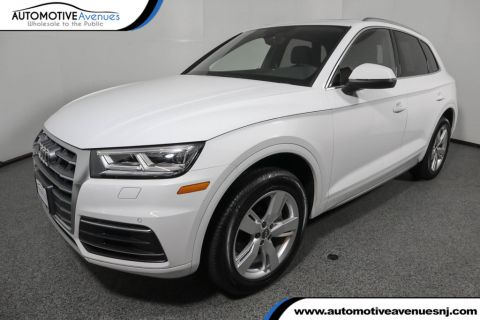 Pre-Owned 2018 Audi Q5 2.0 TFSI Tech Premium Plus w/Navigation & Cold Weather Package