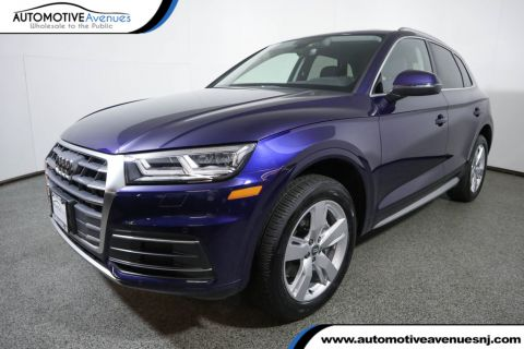 Pre-Owned 2018 Audi Q5 2.0 TFSI Premium Plus w/ Navigation Package