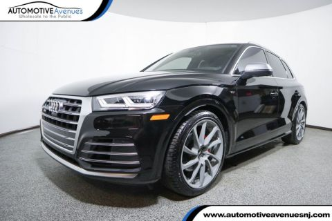 Pre-Owned 2018 Audi SQ5 3.0 TFSI Prestige w/ S Sport Package