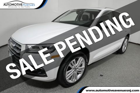 Pre-Owned 2018 Audi Q5 2.0 TFSI Prestige with Driver Assistance & Cold Weather Pkg