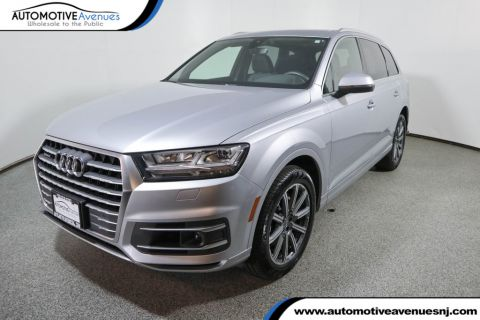 Pre-Owned 2018 Audi Q7 3.0 TFSI Premium Plus with Vision & Driver Assistance Packages