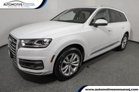 Pre-Owned 2018 Audi Q7 2.0 TFSI Premium Plus with Driver Assistance & Cold Weather Pkgs