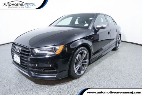 Pre-Owned 2016 Audi A3 4dr Sedan quattro 2.0T Premium w/ Style Package