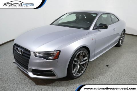 Pre-Owned 2016 Audi S5 2dr Automatic Premium Plus w/ Technology & Black Optic Packages