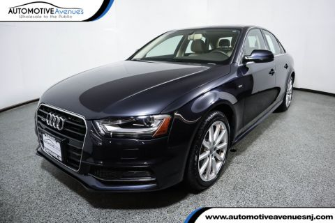 Pre-Owned 2016 Audi A4 4dr Sedan quattro 2.0T Premium Plus with Technology Package