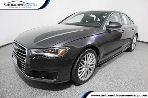 Pre-Owned 2016 Audi A6 4dr Sedan quattro 2.0T Premium Plus with Cold Weather Package