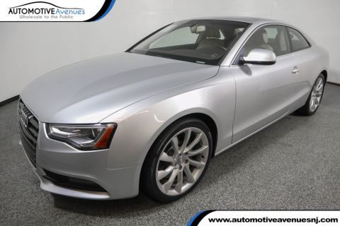 Pre-Owned 2014 Audi A5 2dr Coupe quattro 2.0T Premium Plus with 19 Inch Wheel Package