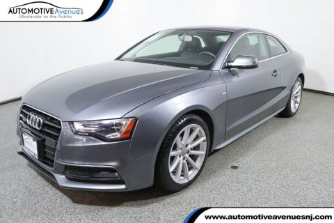 Pre-Owned 2016 Audi A5 2dr Automatic quattro 2.0T w/ Premium Plus & Technology Packages